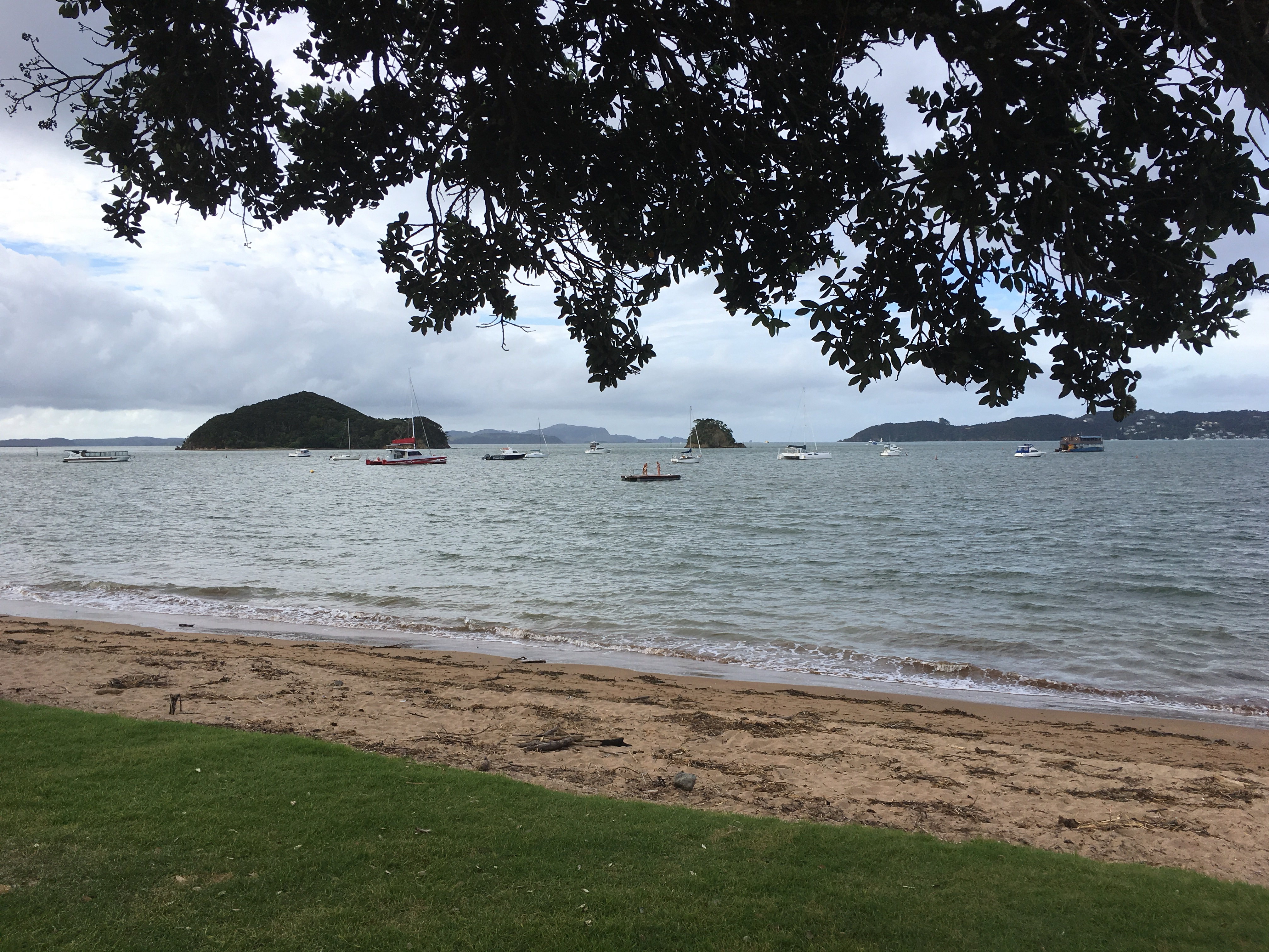 Weather In Bay Of Islands New Zealand In March